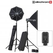 Elinchrom D-Lite RX ONE Softbox To Go Set