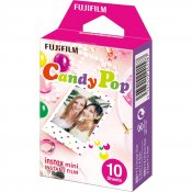 Fujifilm Instax Mini Film 10-Pack Candy Pop