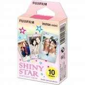 Fujifilm Instax Mini Film 10-Pack Shiny Star