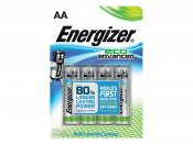 Energizer ECO Advanced Batteries AA LR6 4-PACK