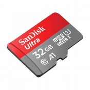 SANDISK MicroSDHC Ultra 32GB 120MB/s UHS-I Adapter