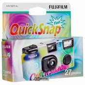 Fujifilm Engångskamera QuickSnap Flash 400 27 - 5-pack