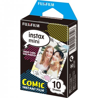 Fujifilm Instax Mini Film 10-Pack Comic