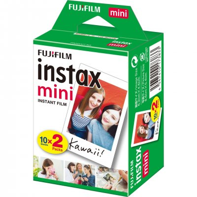 Fujifilm Instax Mini Film 20-Pack