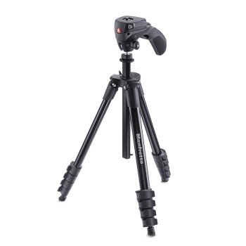 Manfrotto Compact Action Svart