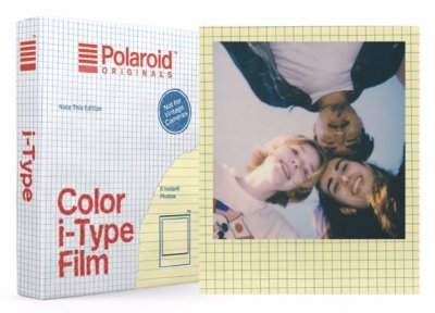 Polaroid Originals I-Type Film Färg Note This Edition