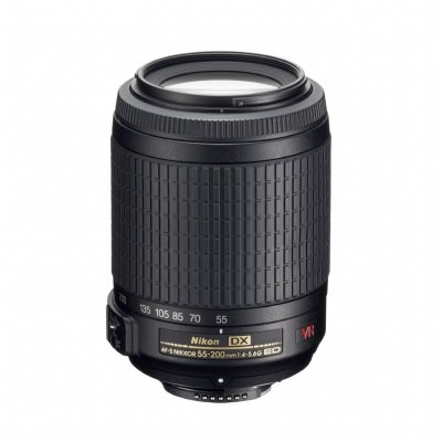 Nikon AF-S DX VR 55-200 mm 4-5.6G IF-ED
