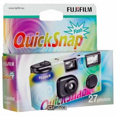 Fujifilm Engångskamera QuickSnap Flash 400 27 - 10-pack