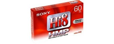 SONY HI-8 MP 60MIN